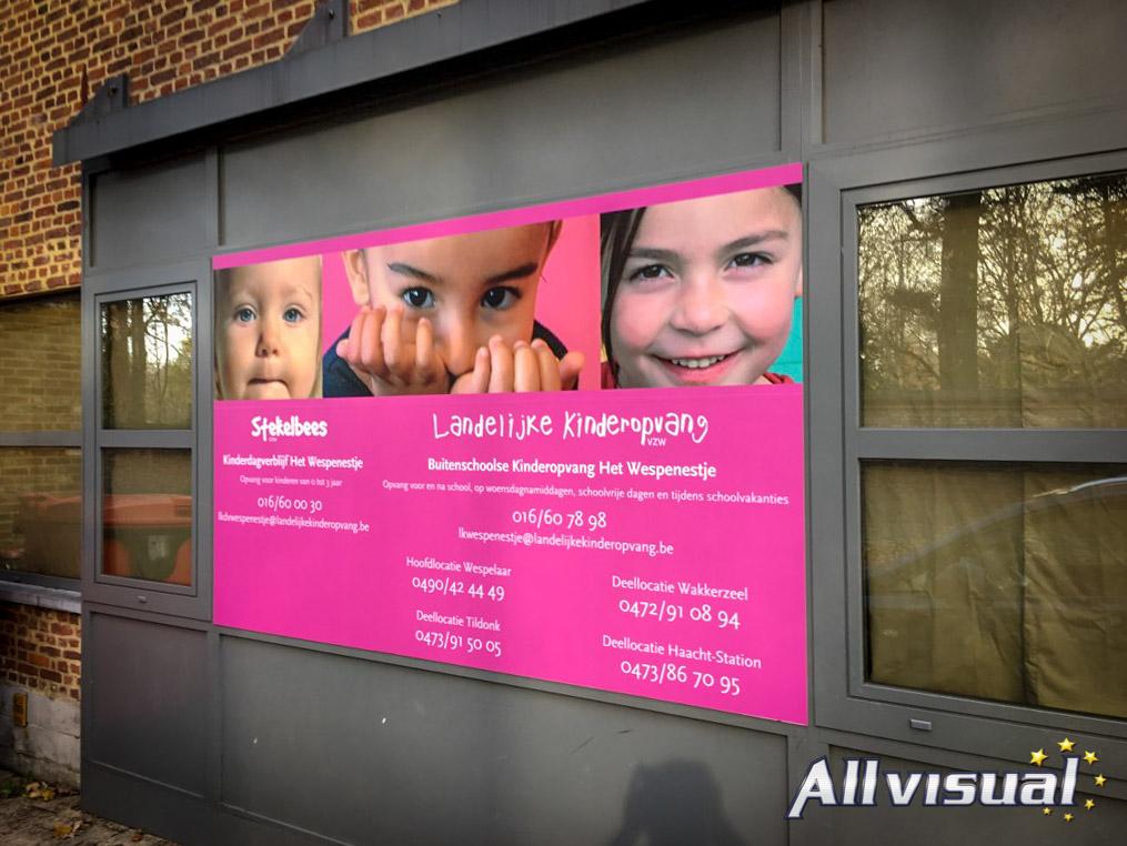 Allvisual reclame Affligem